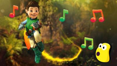 Tree Fu Tom - Tree Fu Tom Karaoke Theme Song