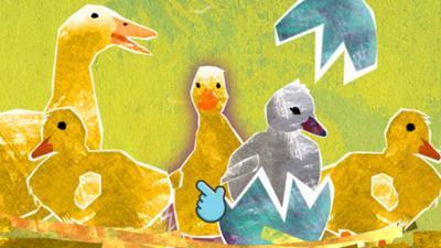 Dancing Beebies - Ugly Duckling Story