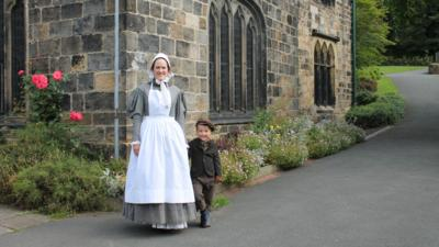 My Story - Lizzie's Stay In A Victorian Hospital