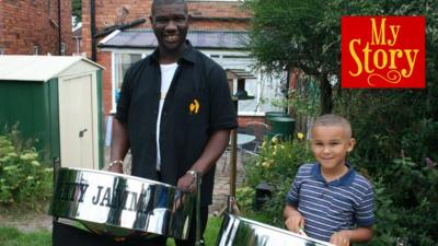 My Story - Steel Pan Player