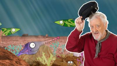 Old Jack's Boat - CBeebies