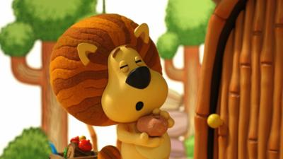 Raa Raa the Noisy Lion - Raa Raa's Favourite Things