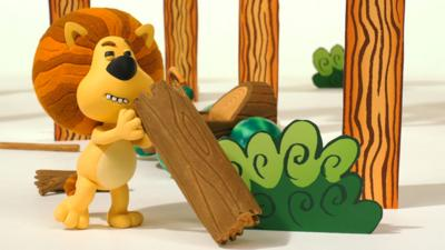 Raa Raa the Noisy Lion - Scritch Scratch