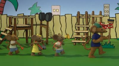 Rastamouse - For Real FM – Mouseland's Got Talent