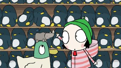 Sarah and Duck - The Big Shop
