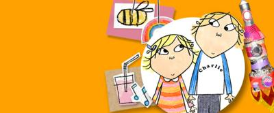 Charlie and Lola Making and Doing