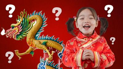 Let's Celebrate - Chinese New Year Quiz
