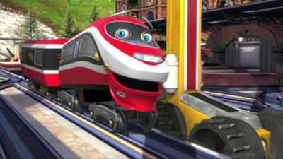 Chuggington - Meet Daley