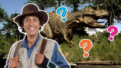 Andy's Prehistoric Adventures - Andy's Dinosaur Quiz