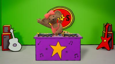 Rastamouse - DJ Scratchy Hip-Hoperty Bop