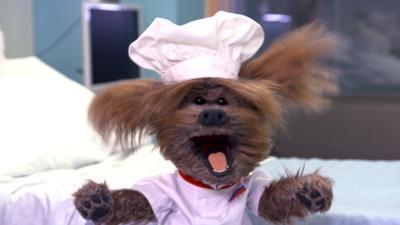 CBeebies House - Dodge the Chef