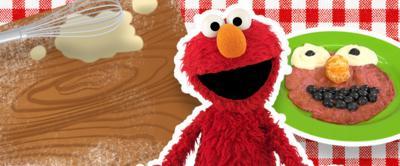 Elmo Pancake Make