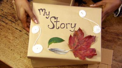 My Story - Making a Treasure Box