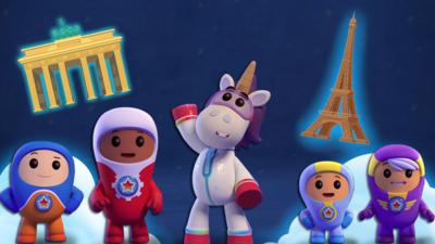 Go Jetters - Go Jetters Fact Files