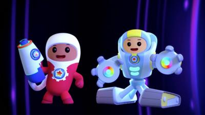 Go Jetters - Go Jetters Click Ons