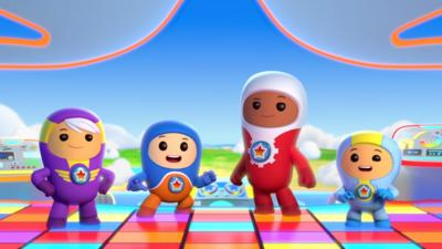 Go Jetters - Go Jetters Theme song
