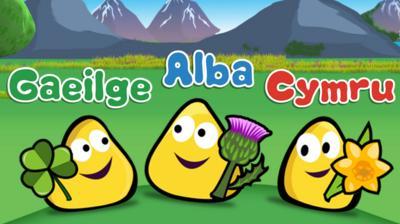 Go Jetters - Play CBeebies Games in Welsh, Scottish Gaelic and Irish