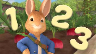 Peter Rabbit - Count with Peter