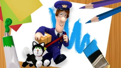 Postman Pat - Postman Pat Picture Maker