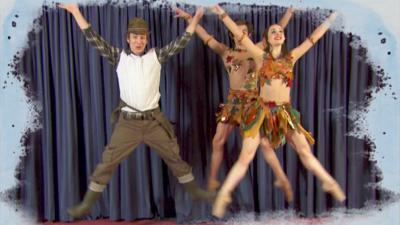 Dancing Beebies - Dance Like The Elves