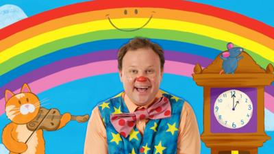 Something Special - Mr Tumble's Nursery Rhyme Playlist
