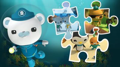 Octonauts - Octonauts Jigsaw