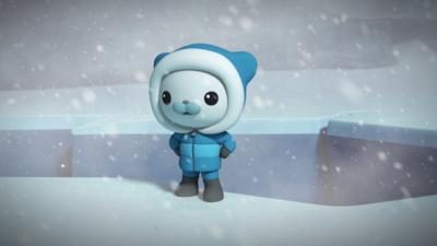 Octonauts - Octonauts and the Emperor Penguins