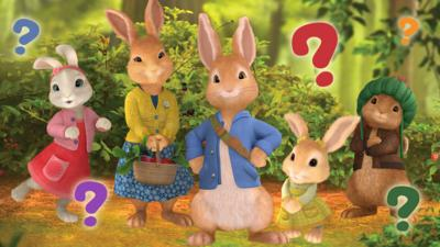 Peter Rabbit - Friends and Family Quiz