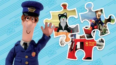 Postman Pat - Postman Pat Jigsaw