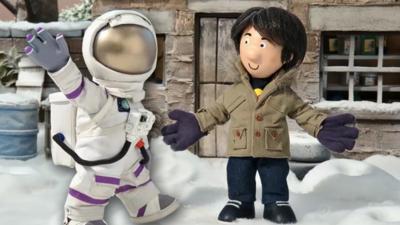 Postman Pat - Postman Pat and the Spacesuit