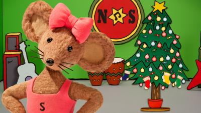Rastamouse - DJ Scratchy Jingle Bells Rhyme
