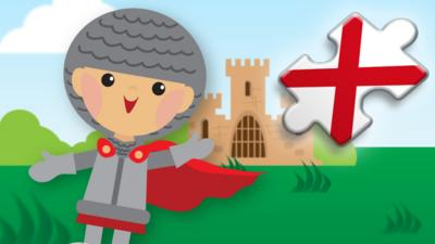 Let's Celebrate - St George's Day Jigsaw
