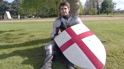 Let's Celebrate - St George's Day