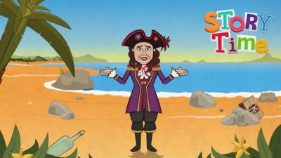 Swashbuckle - Welcome Aboard, Captain Captain