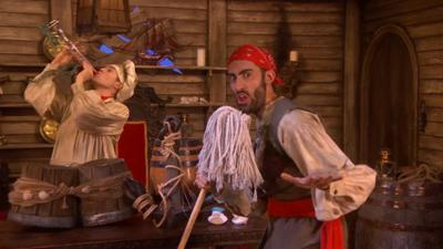 Swashbuckle - The Line Song