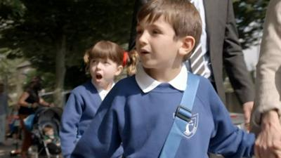 Topsy and Tim  - First Day at School