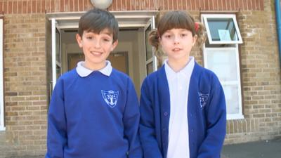 Topsy and Tim  - Topsy and Tim's Classroom