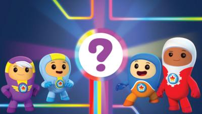 Go Jetters - Which Go Jetter are you?