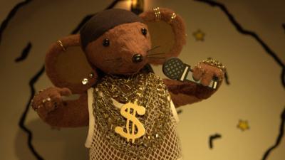 Rastamouse - Yo Scratchy! Bagga T's Lullaby