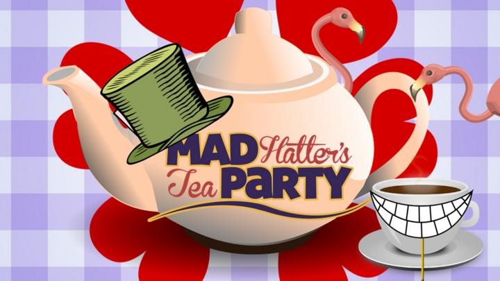 Mad Hatter S Tea Party Pack Cbbc Bbc