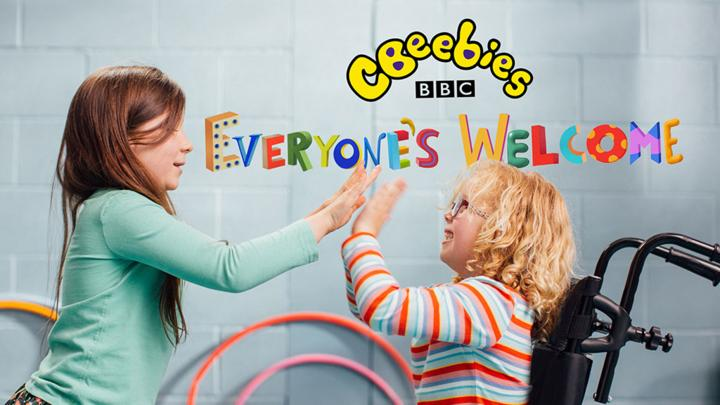 Image result for cbeebies everyone's welcome