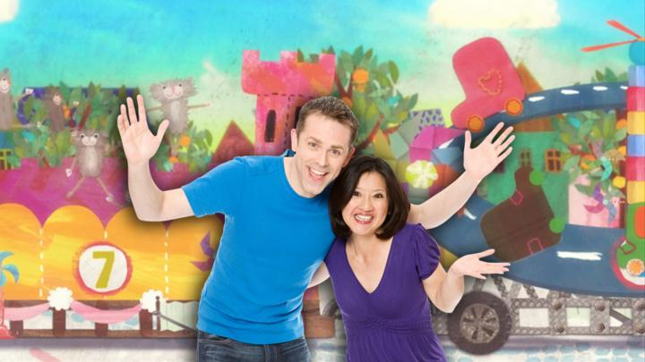 how to get on cbeebies shows