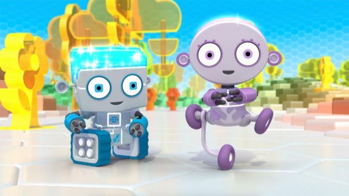 Spot Bots Spot Bots Switched On CBeebies BBC