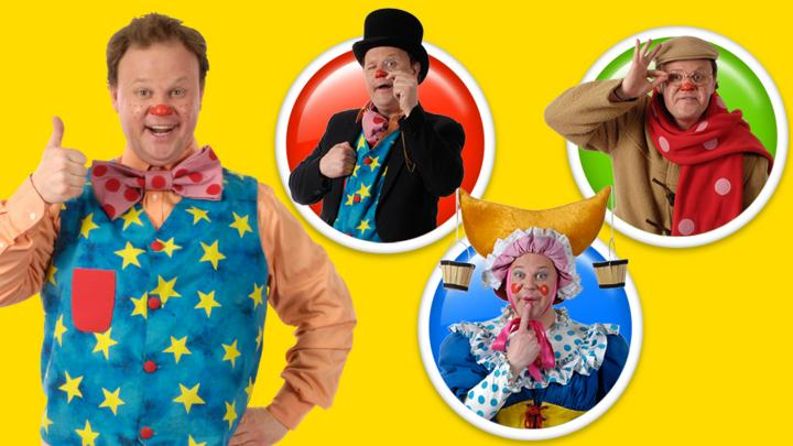 The looking game cbeebies bbc - Something special ...