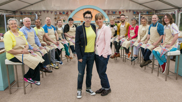 Great British Bake Off: Meet The Contestants | ATV Today