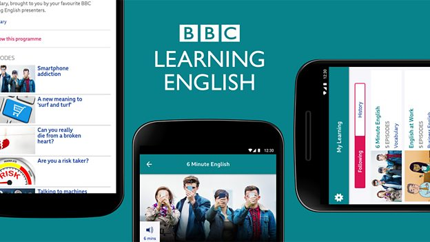 BBC - Free BBC Learning English App goes live - Media Centre