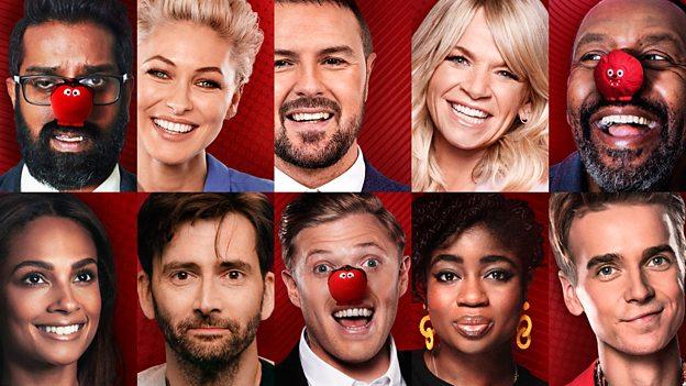 BBC - Comic Relief 2019 - Media Centre