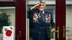 WW2 veteran Bill Taylor