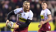 Jackson Hastings - Wigan Warriors