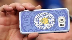 Leicester City smart phone